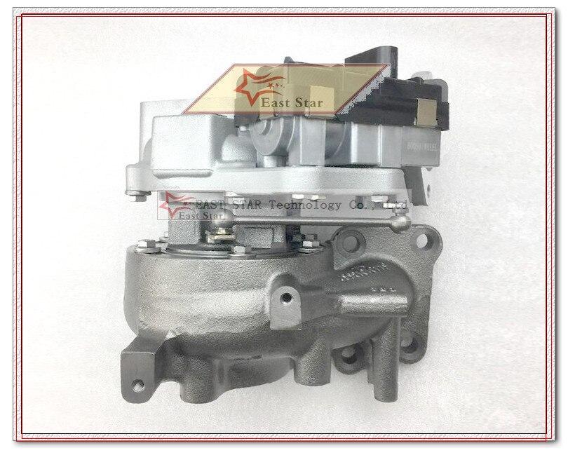 Turbo BV40 53039880268 53039700268 5303-970-0268 5303-988-0268 14411-3XN1A 14411 3XN1A 144113XN1A Turbocompresseur YD25DDT 2.5L 2008