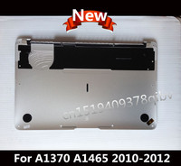 New For Macbook Air A1370 Bottom case cover Lower Case 11.6 inch A1465 MC505 MC506 MC968 2010 2011 2012 2013 2014 2015