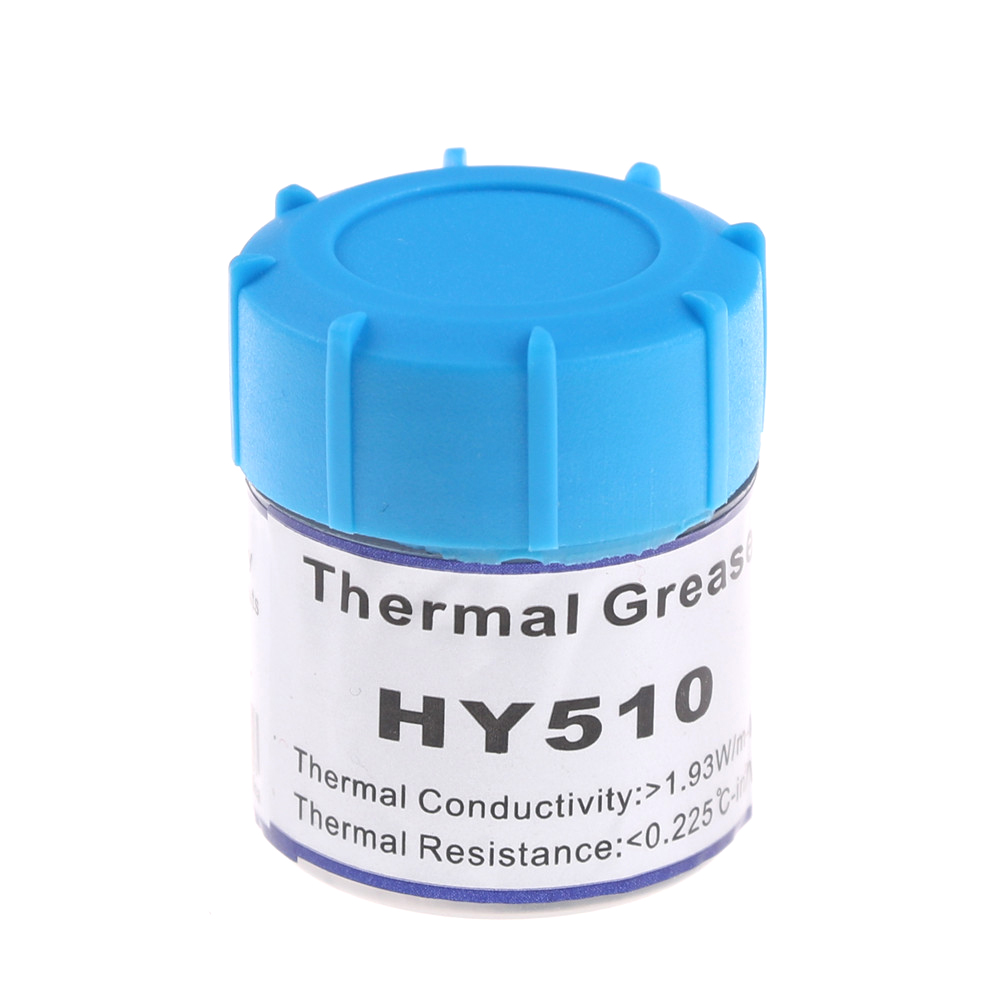 Thermal Conductive Grease Paste Silicone Compound HY510 Heat Sink Plaster For CPU Cooler CN20 New Arrival
