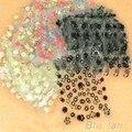 10 Hojas de Transferencia Nail Art Stickers 3D Diseño Manicura Consejos Decal Decoraciones 1UEX