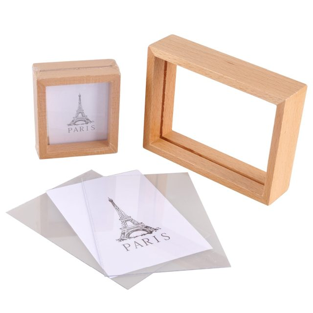 Online Shop Modern Wooden Photo Frames for Family baby Wedding ...