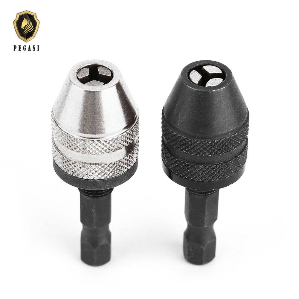 PEGASI 1Pcs 0.3-3.6mm 1/4