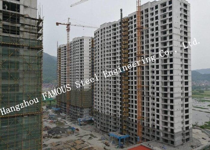 Prefabricados de estructura de acero Estructura de construcción ...