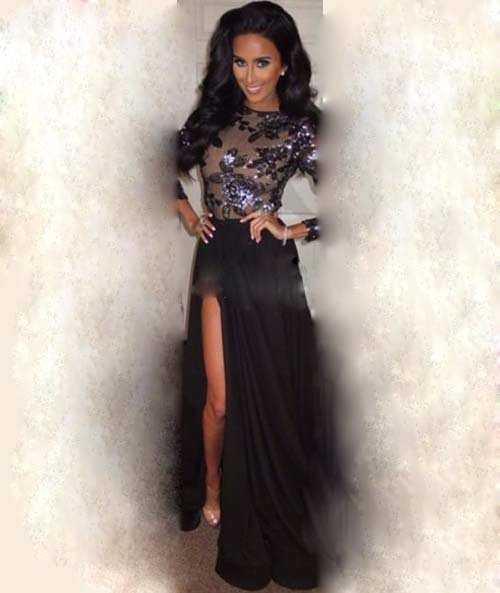 Beautiful Black Prom Dresses