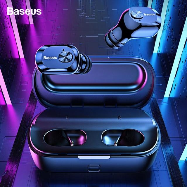 Baseus W01 TWS Bluetooth 5.0 Earphone Headphone With Mic 6