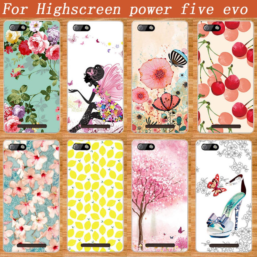 EVO Patterned TPU Case For iPhone 6