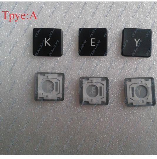 Key For Apple Macbook Pro Unibody 13 15 Black Keyboard Replacement - Single Key A1278 A1286 A1297 Keys