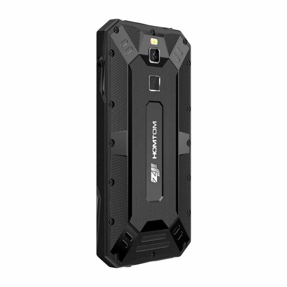 HOMTOM ZOJI Z8 IP68 étanche antichoc anti-poussière empreinte digitale 4G 4GB RAM + 64GB ROM 4250mAh 5V2A corps en métal OTG GPS Smartphone