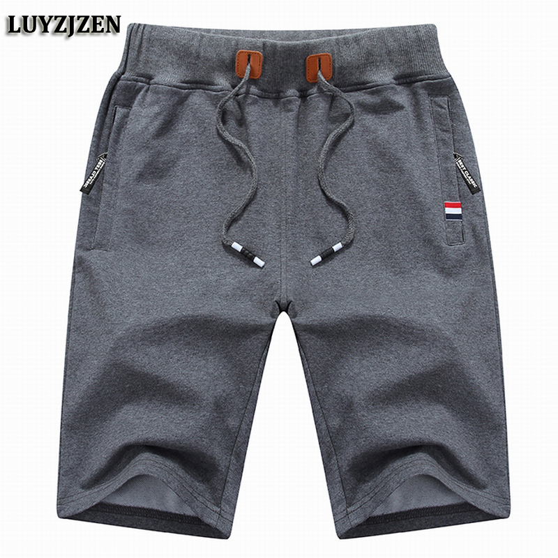 Shorts Men Cotton Casual Mens Shorts Summer Beach Solid Brand Clothing High Quality Slim Fit Type Male Fashion Comfortable 4XL