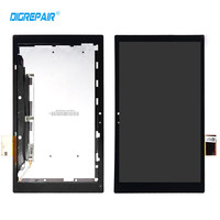 10 1 Black For Sony Xperia Tablet Z SGP311 SGP312 SGP321 LCD Display Digitizer Touch Screen