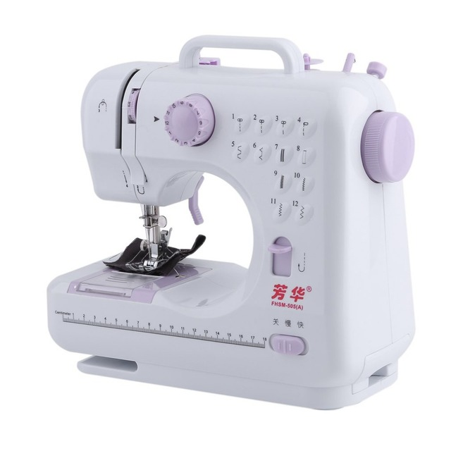 Electric Sewing Machines 40 Stitches Mini Sewing Machine 40A Amazing Electric Sewing Machine