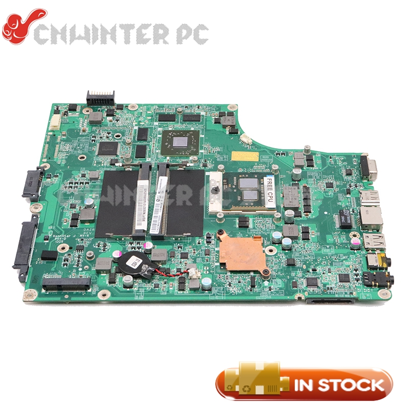 NOKOTION For <font><b>Acer</b></font> ASPIRE 5820 <font><b>5820TG</b></font> Laptop <font><b>Motherboard</b></font> MB.PTN06.001 MBPTN06001 DAZR7BMB8E0 HM55 DDR3 HD5650 free cpu image