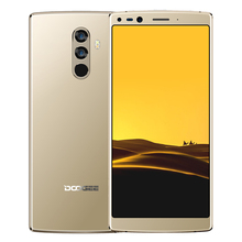 "NEW DOOGEE Mix 2 Smartphone Full display 5.99"" Helio P25 Octa Core 6GB RAM Quad Camera 16.0+13.0MP 2×8.0MP 4060mAh Android 7.1"