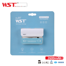 Mini Power Bank Portable Charging Battery External Batteries for Samsung iPhone Mobile Powerbank USB Ports Batteries Charge