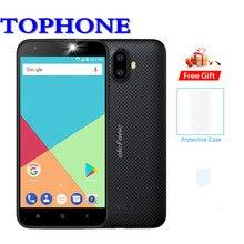 2018 новый оригинальный Ulefone S7 смартфон WCDMA MTK6580 4 ядра 5,0 «HD cellphone13MP двойная задняя Cam gps мобильный телефон Android 7,0
