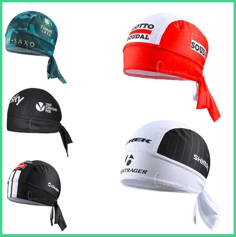 Bicycle Bandana Pirate Headband Riding Hood font b Sports b font hat Headcloth Cycling Cap Sweatproof