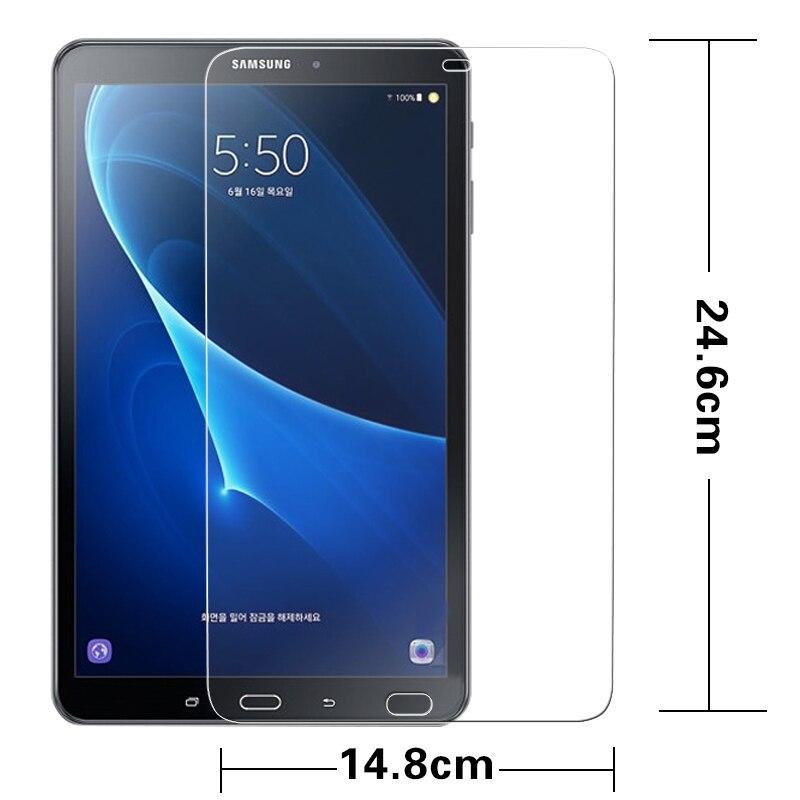 3X Anti-Glare Matte Screen Protector Guard For Samsung Galaxy Tab A 10.1 2016