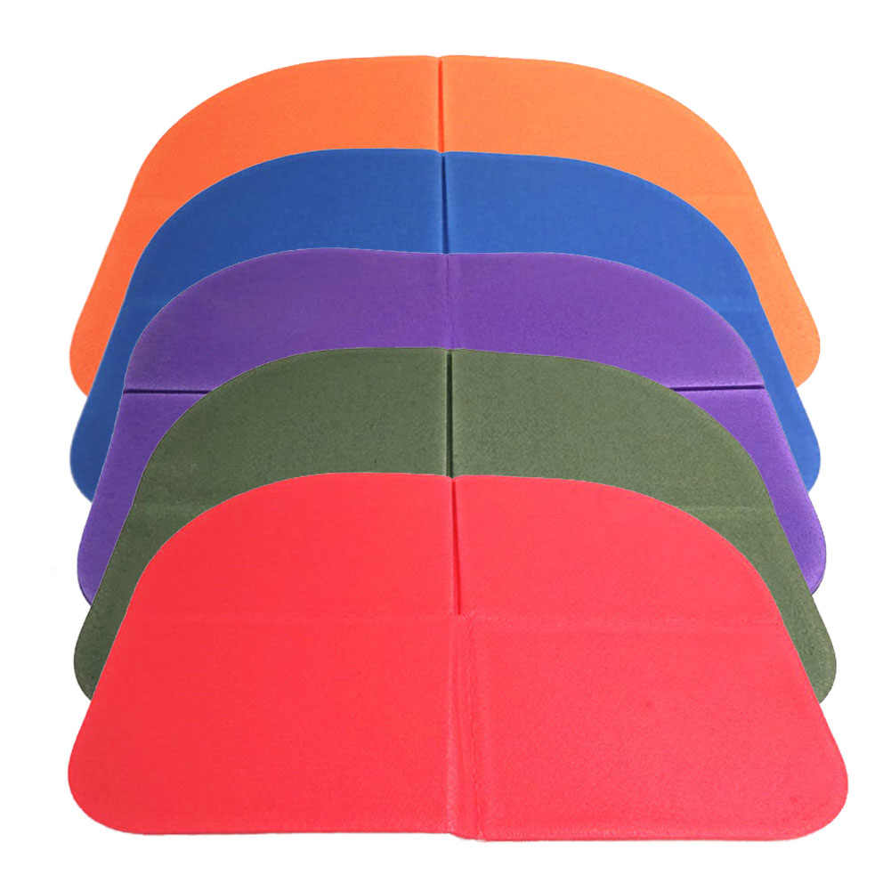 Wear Resistant Sitting Mat Park Hiking Flexible Foldable Soft Foam Trip Beach Picnic Pad Outdoor Lightweight Camping Cushion #2