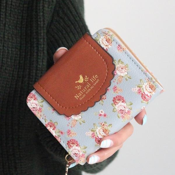 padrão floral bolsa da senhora Modelo Número : Ww02006