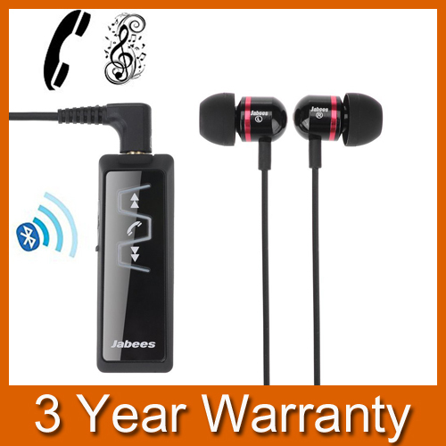 cheap 2 in1 clip on bluetooth 3 0 stereo handsfree headset headphones earbuds earphone stereo. Black Bedroom Furniture Sets. Home Design Ideas
