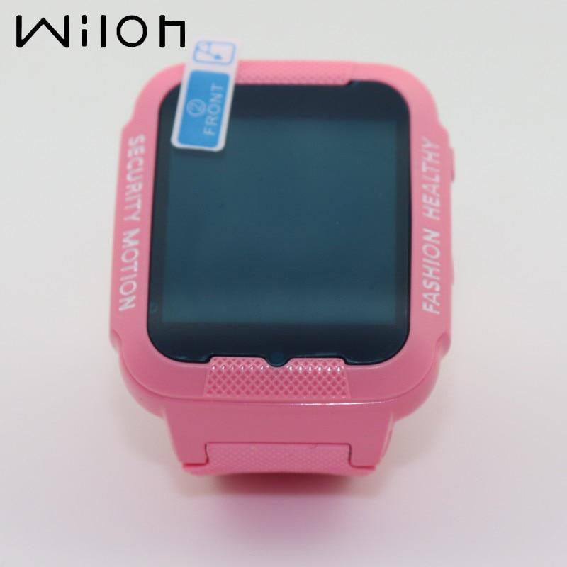 1pcs Kids GPS Tracker Watch Waterproof 2.5D Touch Screen Bluetooth Camera Safe Baby Clock SOS Location Smart Watches K3