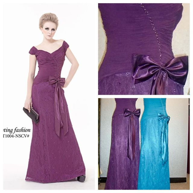 Latest Dress Pattern 2014 New Fashion Long To Party Plus Size