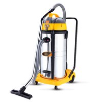 JINGWAH 4200w Commercial Large Industry Vacuum Cleaner Water Absorption High Power Factory Strong Wet And Dry