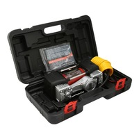 12V Automatic Digital Display Gauge Air Compressor 150Psi Car Tyre Inflator Kit Portable Air Compressor With