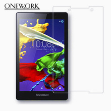 For Lenovo Tab 2 A8 50 A8-50 A5500 A8-50F A8-50LC Tab2 8.0 inch Tablet Screen Protector Protective Film Tempered Glass for lenovo tab a8 a5500 case print pu cover case for lenovo tab a8 a5500 a8 50 a5500 h a5500 f 8inch tablet case stylus pen