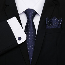 Brown Blue Gray Purple Black paisley Mens Tie Business Neckties 100% Silk for Men 8cm Wide Cravatte Formal Party