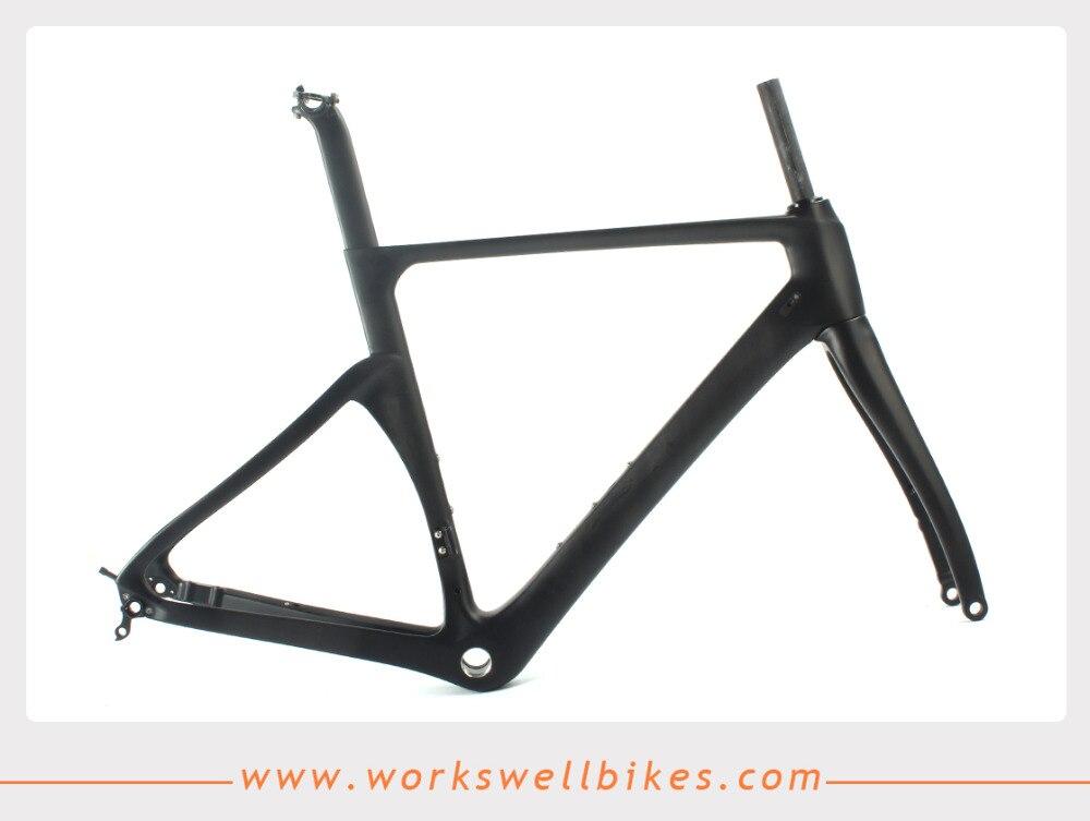 2016 2017New design Disc Brake road bikes Toray carbon frame QR AXLE ...