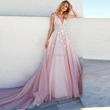 vestido novia rosa clara RETRO VINTAGE
