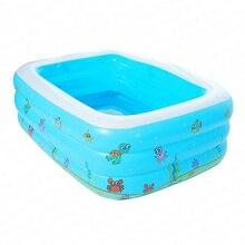 Домашняя надувная ванна для взрослых, утолщенная ванна, Складная Ванна, Большая пластиковая банка для сидения, ванна бочка, Детская ванна, бочонок-сауна