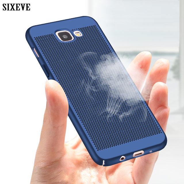 the best attitude 53086 e27f7 SIXEVE Phone Case For Samsung Galaxy J7 Neo Nxt J5 J7 2015 2016 2017 J 5 7  Duos Prime Hard Plastic Ultrathin Cover Luxury Casing
