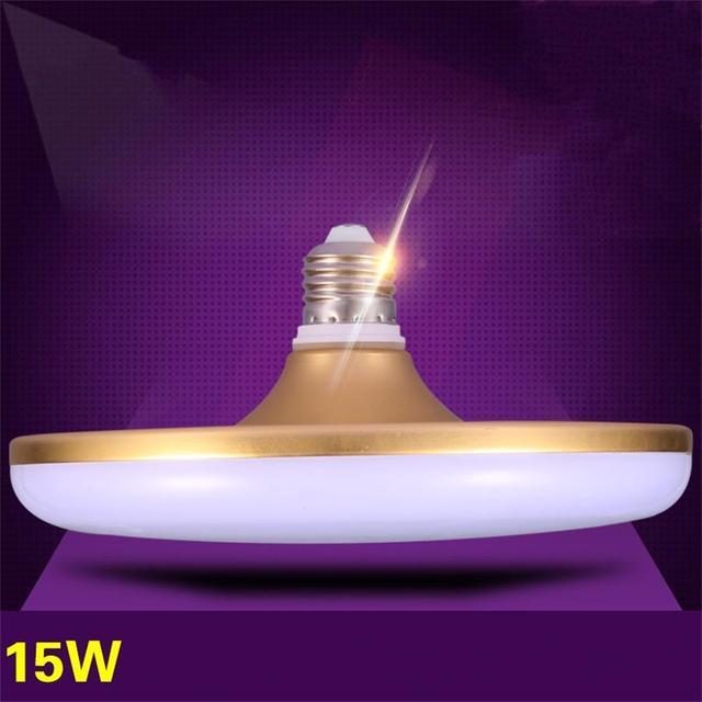 Led Flying Saucer Lamp Super Bright E27 Port Factory Home Lighting Energy Saving Bulb