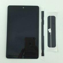 Продажа Новый ЖК-дисплей Дисплей Панель + Сенсорный экран планшета Сенсор сборки для Asus Google Nexus 7 me370t ME370 me370tg Nexus 7c 1st gen