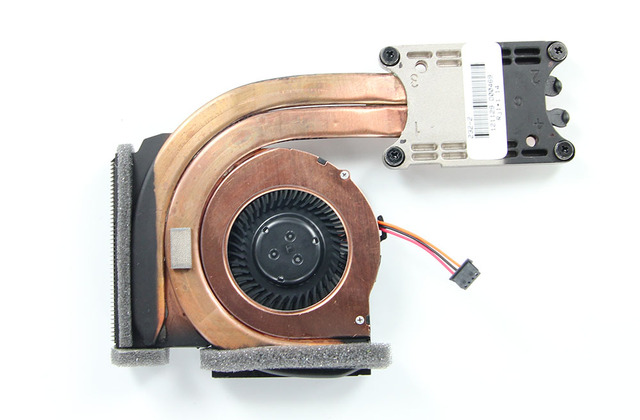 New Orig I-B-M  Len-ovo  Think-pad T420s T420si Fan Assembly Integrated 04W1712 04W0416 CPU FANS
