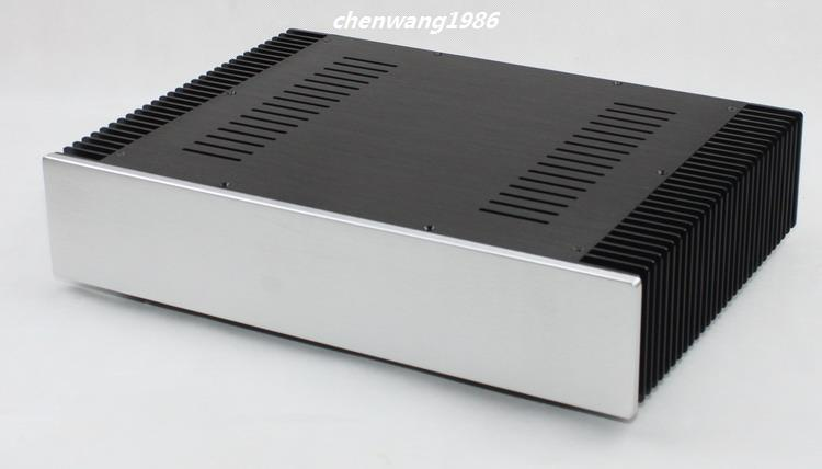 NEW luxury Full Aluminum class A amplifier DIY Enclosure chassis A108 luxury aluminum watch