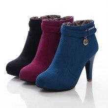 Sapatos mulheres botas de Moda motocicleta mulheres martin outono inverno botas de couro botas femininas botas botas de lona 9302
