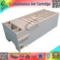 Free Shipping Maintenance Tank for Epson P6000 P7000 P8000 P9000 T699700 Waste ink cartridge ink cartridge waste ink tank epson ink cartridge for epson -