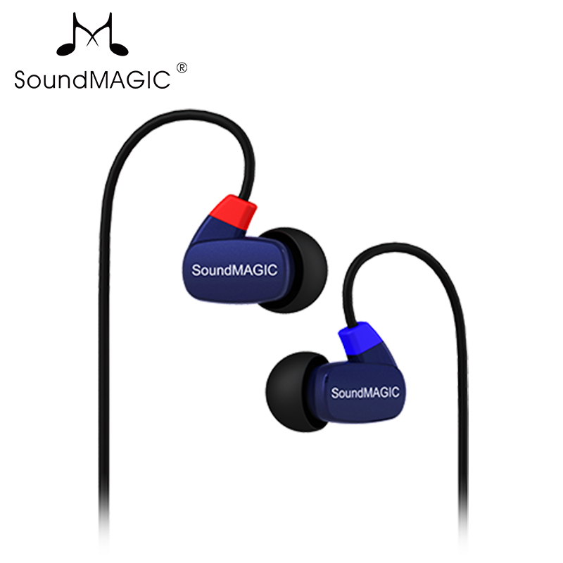 Soundmagic PL50 Balance Armature hifi in ear earphones, good sound quality China famous brand New original Sound magic image