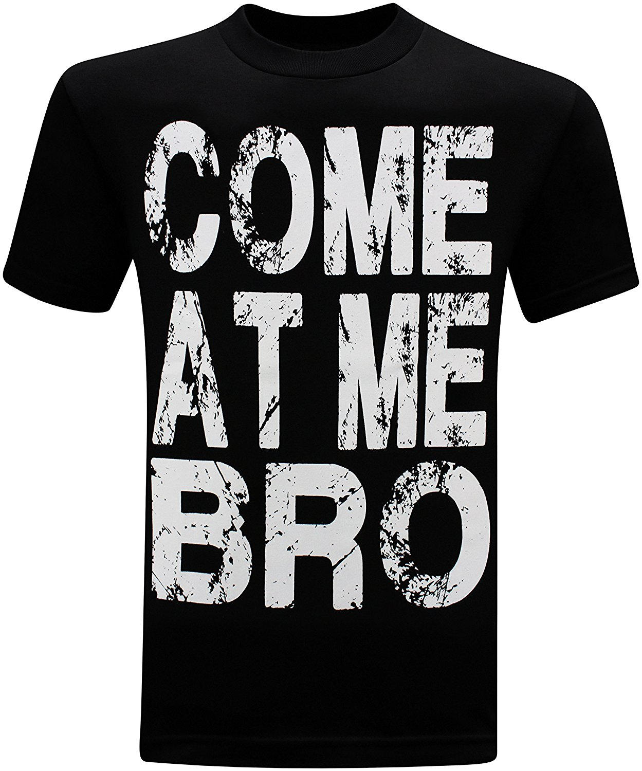 Come At Me Bro Men's T-Shirt New Funny Brand Clothing  Fashion T-Shirts Slim Fit O-Neck Print T Shirt Summer Style