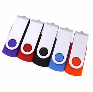 Image 2 - wholesale!!! 10pcs 1GB 512MB 256MB 128MB 64MB Rotate USB Flash Drive Memory Stick Pendrive U Disk USB Flash Drive For Computer
