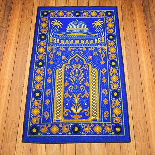 100% Nylon Turkish Prayer Rug For Middle East Persons Red Muslim Prayer Rugs  Padded Prayer Rug Islamic Prayer Rug In Carpet From Home U0026 Garden On ...