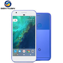 HTC – smartphone Google Pixel X/XL débloqué, téléphone portable, 4 go de RAM, 32 go/5.0 go de ROM, 4G LTE, écran 5.5/128 pouces