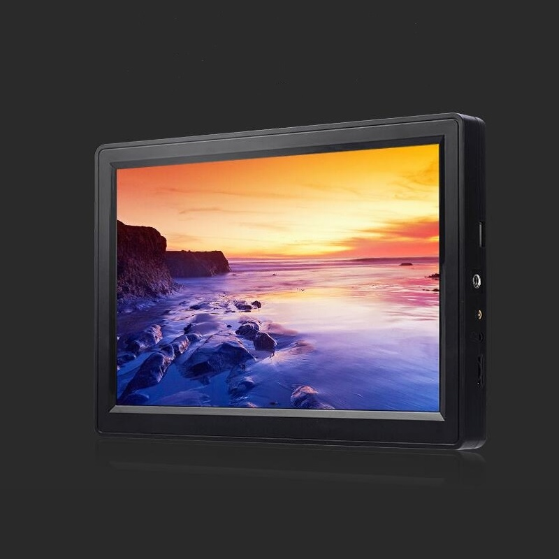 10,1 Zoll IPS 1920x1200 HD FPV Monitor mit HDMI VGA Audio Video für Luftaufnahmen Boden Station Unterstützung 4 K