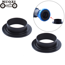 MUQZI Mountain Bike Fixed Gear Road BB Threaded Shaft Press-In Bearing Protection Cover Dustproof 24mm Inner Diameter
