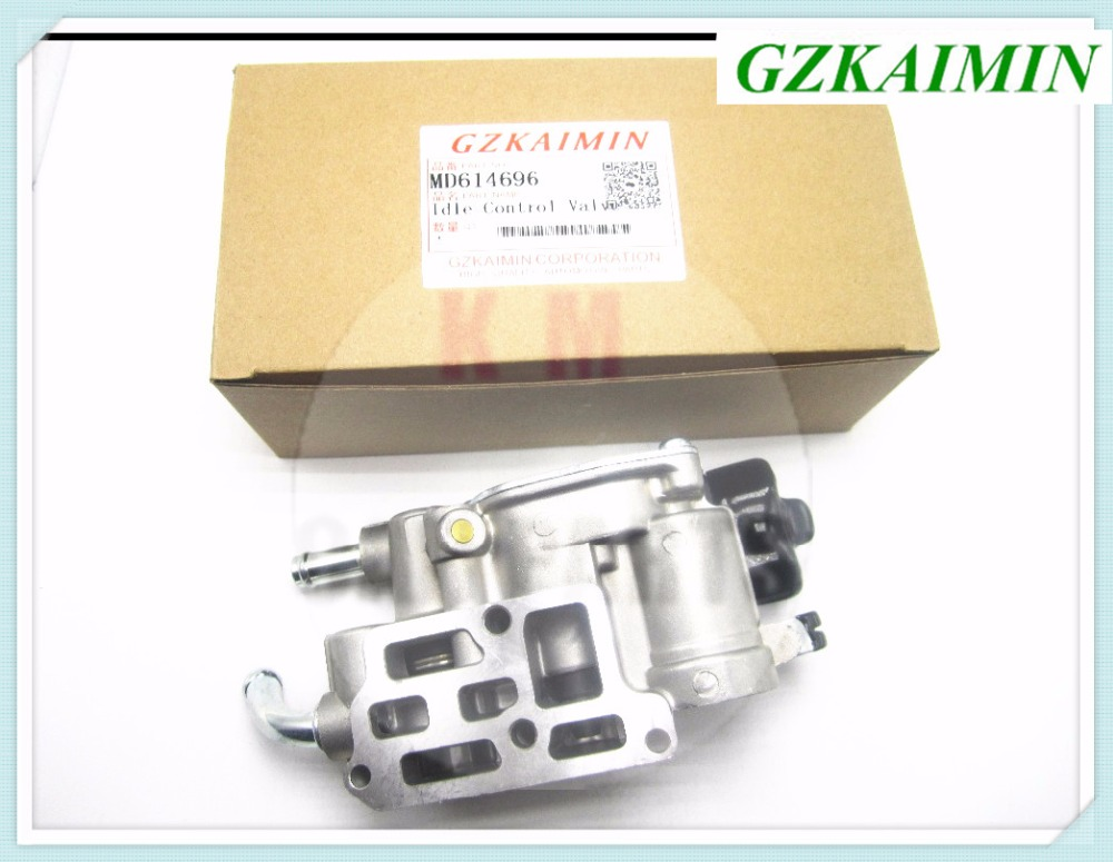 все цены на TOP QUALITY MADE FROM NEW Idle Air Control Valve MD614698 MD614696 For Mitsubishi Galant 2.4L онлайн