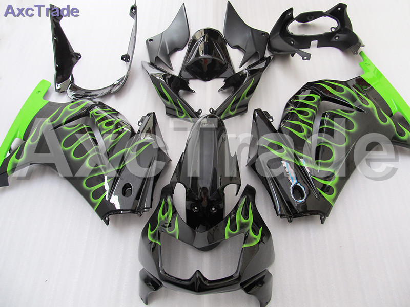 Motorcycle Fairing Kit For Kawasaki Ninja 250 ZX250 EX250 2008-2012 08 - 12 Fairings kit High Quality ABS Plastic Injection Mold