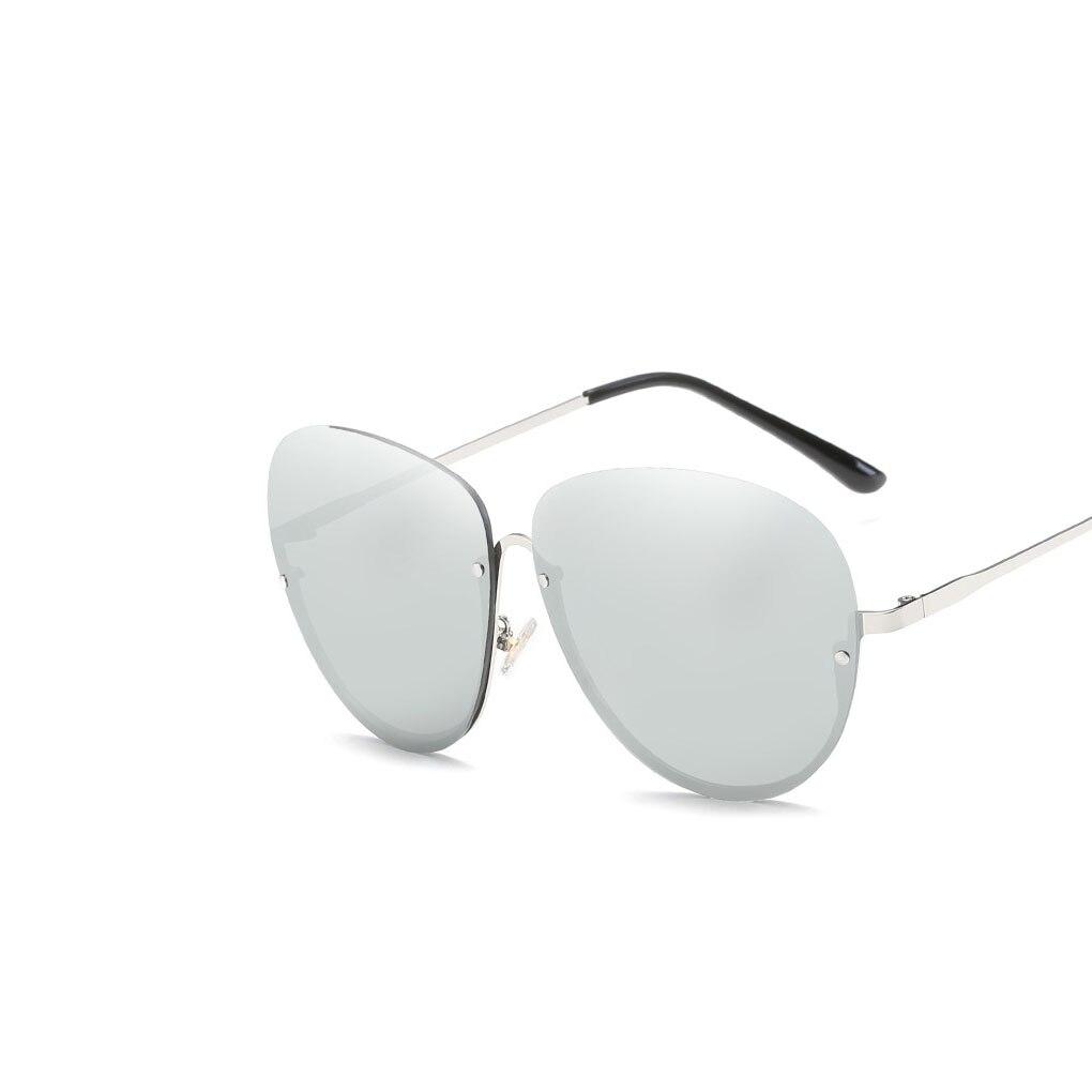 Dig dog bone Exquisite Mens Polarized Sunglasses Full Metal Frame Rimmed UV Protection Driving Sunglasses